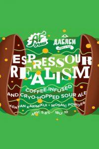 AF brew Espressour Realism