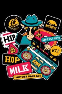 AF brew Hip Hop Milk