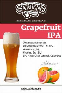 Saldens Grapefruit IPA