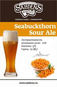 Saldens Seabuckthorn Sour Ale