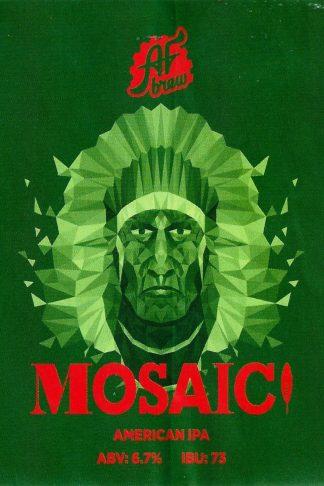 af brew mosaic american ipa