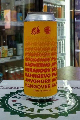 Hangover Sap AF Brew Amundsen Brewery