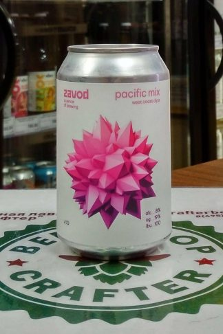 zavod pacific mix west coast dipa