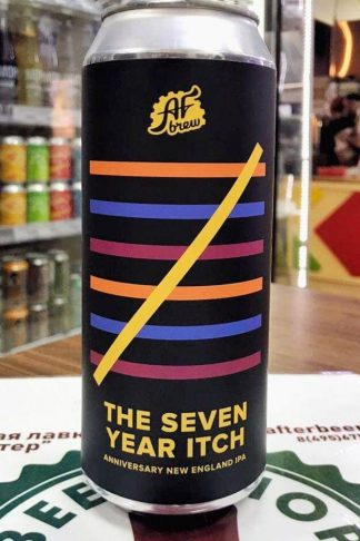 The Seven Year Itch AF brew